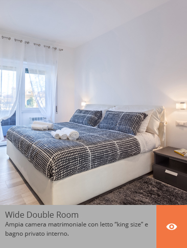 Wide Double Room
