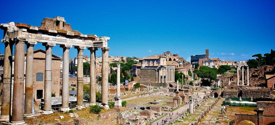 Visitare il Foro Romano